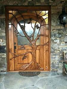 unique, and, interesting, entry, doors