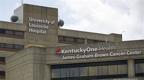 Graham Brown Cancer Center by Of Louisville Claims Kentuckyone Owes It