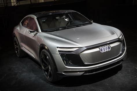 e auto audi new e sportback concept is like audi s electric lambo