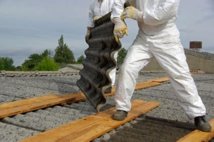 illegal asbestos removal  illinois man ten years