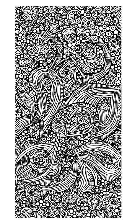 zen anti stress  print  anti stress adult coloring