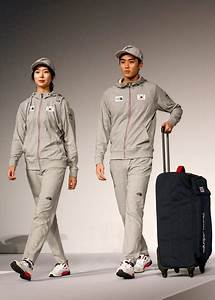 South Korea Unveils Olympic Uniforms With Zika in Mind - The New York Times