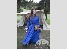 Viking Linen Dress