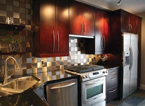 kitchen metal backsplash ak 39 s kitchen renovation series ii backsplashes