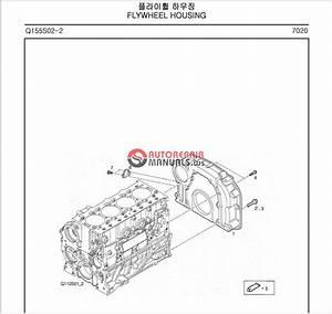 Ls Tractor Plus 80 L7020 Parts Manual