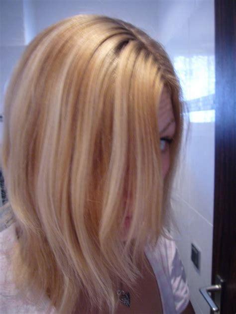 blondierte haare dunkler faerben
