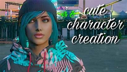 Gta Character Female Creation Ps4 Pc Xbox