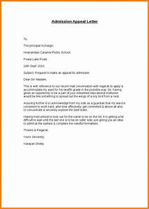Letter Of Recommendation For College Admission Template Appeal Letter For College Admission Taylor