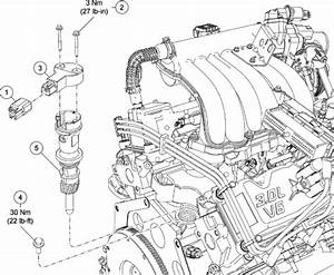 Ford Taurus Camshaft Position Sensor Location