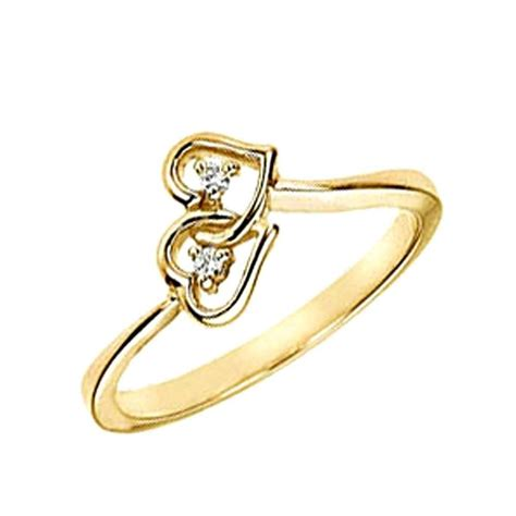 gold rings for picture ring in yellow gold