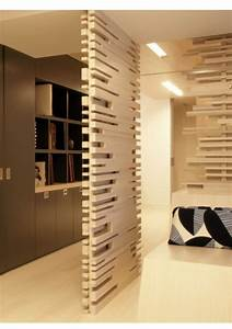 Wall dividers an attractive way of dividing a room for Wall separator