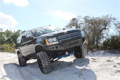 Shop Tahoe, Suburban and Avalanche Bumpers   ADD Offroad