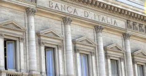 la banca ditalia illustra le nuove regole sullanatocismo