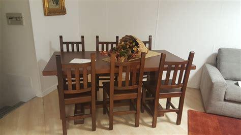 tavoli con sedie tavolo cucina classico con 6 sedie tavoli a prezzi scontati