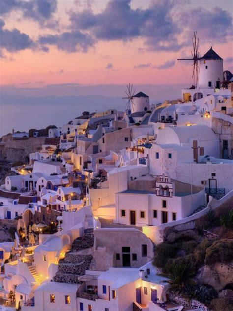 Fantasy Spring Break Ideas Mykonos Greece Greek