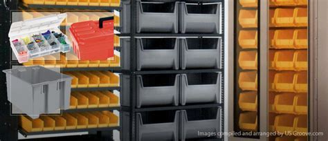 Akro Mils: Storage and Drawer Bins @ US Groove ? Products