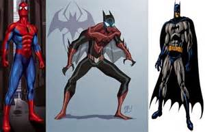 Batman Superhero Mashups