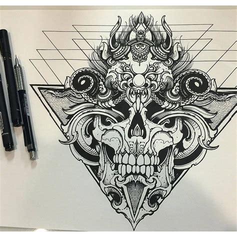 morphing skull mandala created   sullenfamily atorge