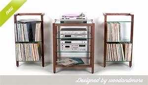 Hifi Regal Selber Bauen : schallplattenregale cd dvd regale hifi rack online kaufen ~ Bigdaddyawards.com Haus und Dekorationen