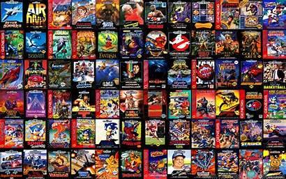 Genesis Games Sega Mega Drive Emulator Play