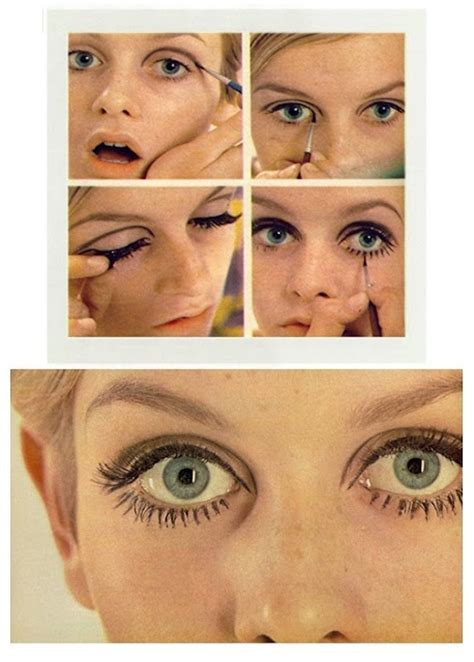 How To Look Like Twiggy Beauty Tips And Tutorials Photos