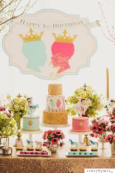 kara 39 s party ideas royal carousel themed birthday carousel dessert table from an enchanted carousel birthday