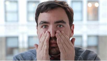 Apply Grool Face Gentle Cheeks Circular Motions