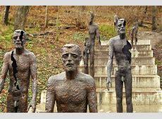 Victims of Communism Memorial Monument in Prague, Czech