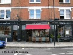 Select a delivery or collection slot that suits you. Cafes & Coffee Shops near Parsons Green Tube Station - All ...