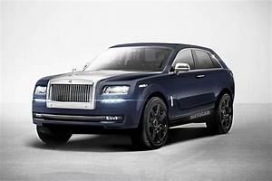 Nouveau 4x4 Jaguar : rolls royce unveils plan to build a super luxury suv wsj ~ Gottalentnigeria.com Avis de Voitures