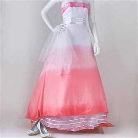 diy wedding dress ombre ombre blush diy wedding dress allfreediyweddings com
