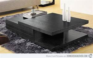 15 modern center tables made from wood fox home design With home furniture center table design