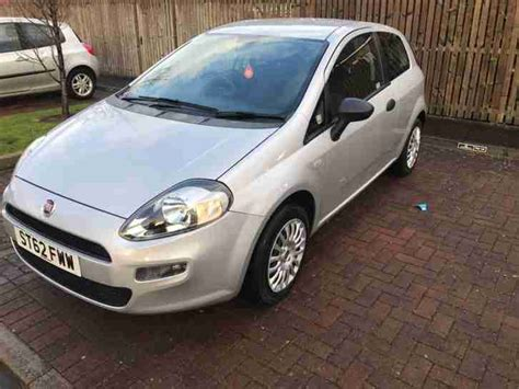 2012 Fiat For Sale by Fiat Punto 2012 Grande Pop Low Mileage Great Condition
