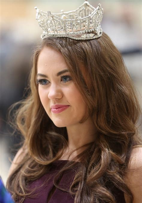 Miss America 2018 Cara Mund visits Upper Township School ...