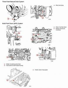 34 43 Mercruiser Drain Plugs Diagram