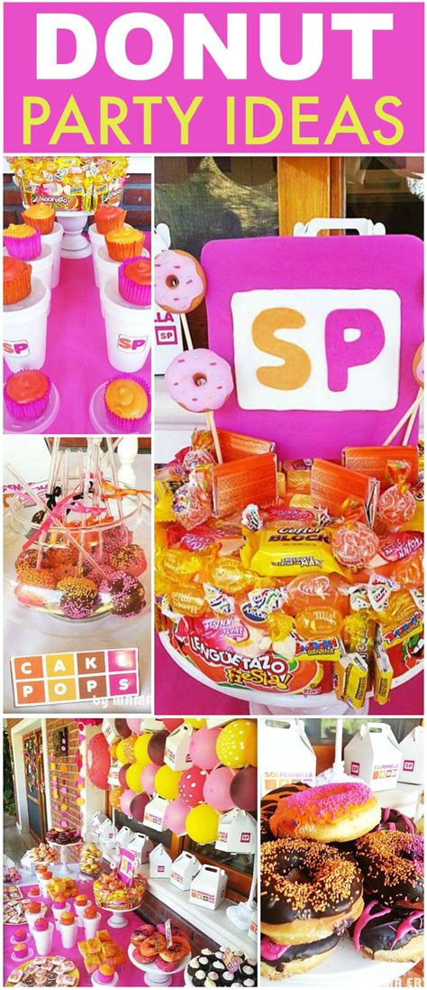46 best donut party ideas images on 13 best dunkin 39 donuts themed cakes images on