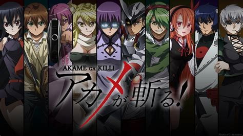 Top 20 Strongest Akame Ga Kill Characters 10716 Youtube