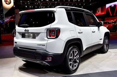 jeep renegades  pricing reportedly leaked ranges