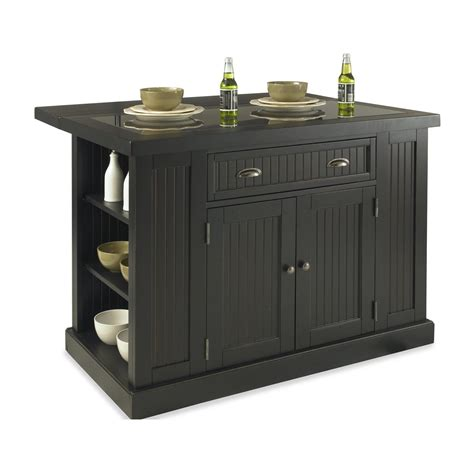 kitchen island at home depot home styles 5033 94 nantucket kitchen island in sanded and