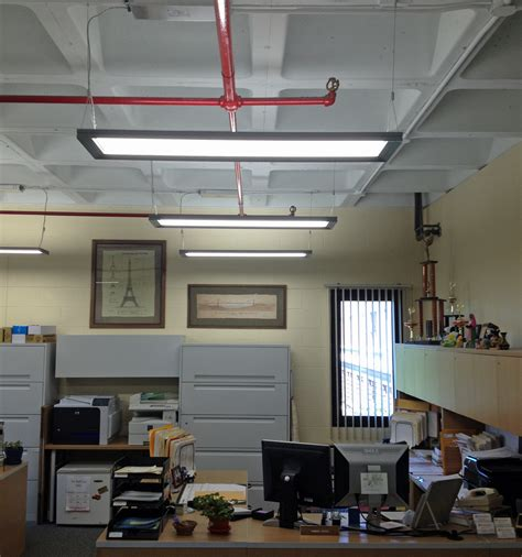 Commercial Kitchen Led Lighting Fixtures by Ge S Lumination Led Lighting Fixtures Continue To Lead