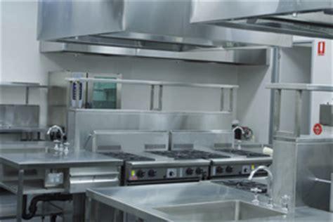 cuisine de restaurant aux normes remise aux normes de la cuisine professionnelle des