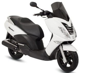 Peugeot Citystar 200i Image by 2016 Peugeot Citystar 200i Scooter Launched In Uk