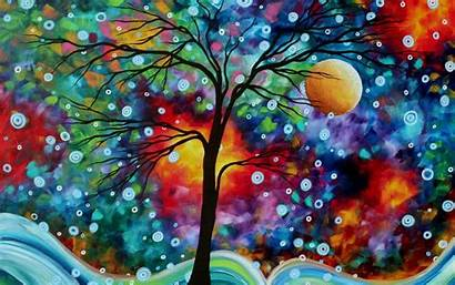 Colorful Wallpapers Paintings Backgrounds