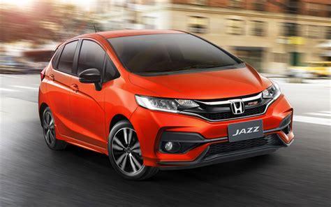Honda Jazz 4k Wallpapers by Scarica Sfondi Honda Jazz Rs 4k 2018 Auto Strada
