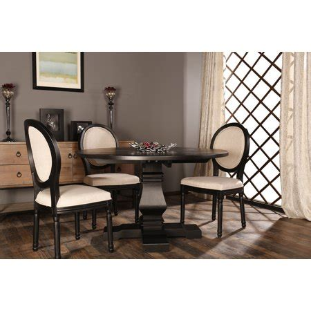 classic rustic style  dining room kitchen table