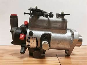 Ford 5000 Tractor W  256 Engine Diesel Fuel Injection Pump