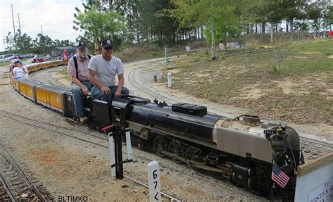 Ride On Backyard Trains by Bob And S Rv Travels Ridge Live Steamers Garden Trains