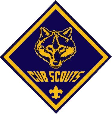 Cub Scout Clip Cub Scout Logo Clipart