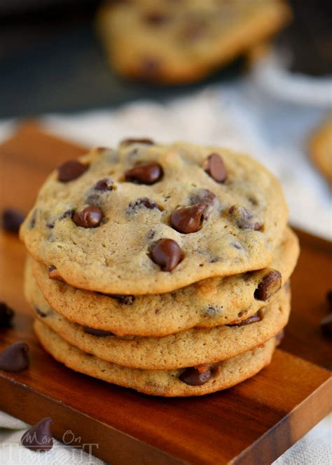 chocolate chip banana cookies mom  timeout
