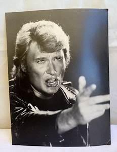 PHOTO NOIR ET BLANC 3040 JOHNNY HALLYDAY 2 EBay